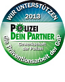 "Pr�ventions-Button - ""Polizei - Dein Partner"""
